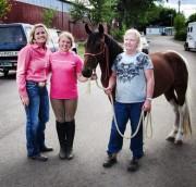 2013 Raffle Horse